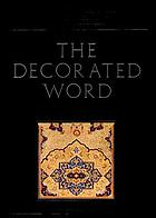 The decorated word : Qur'ans of the 17th to 19th centuries