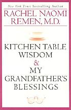 Kitchen table wisdom & my grandfathers blessing