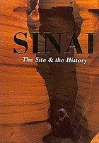 Sinai : the site & the history : essays