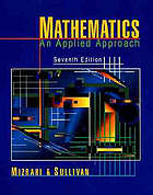 Mathematics : an applied approach