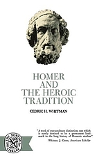 Homer and the Homeric tradition