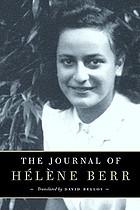 The journal of Hľn̈e Berr
