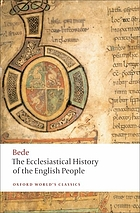 Ecclesiastical history of the English people : with Bede's letter to Egbert