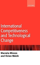 International competitiveness and technological change