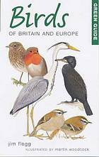 Birds of Britain and Europe