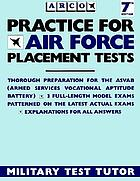 Practice for Air Force placement tests