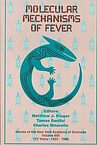 Molecular mechanisms of fever