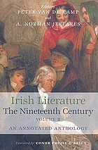 Irish literature : the nineteenth century. Volume II
