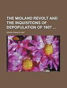 The midland revolt and the inquisitions of depopulation of 1607