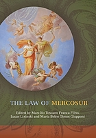 The law of MERCOSUR