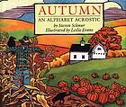 Autumn : an alphabet acrostic