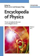 Encyclopedia of physics