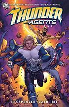 T.H.U.N.D.E.R. agentsT.h.u.n.d.e.r. Agents