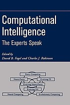 Computational intelligence : the experts speak