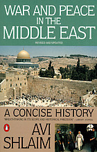 War and peace in the Middle East : a concise history