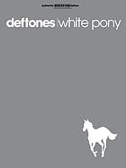 White pony : authentic guitar-tab edition, includes complete solos