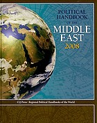 Political handbook of the Middle East 2008
