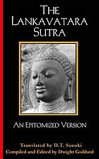 The Lankavatara sutra : an epitomized version