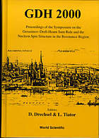 GDH 2000 : proceedings of the Symposium on the Gerasimov-Drell-Hearn Sum Rule and the Nucleon Spin Structure in the Resonance Region : Mainz, Germany, 14-17 June 2000