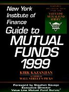 Guide to mutual funds, 1999