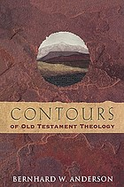 Contours of Old Testament theology