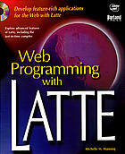 Web programming with Visual J++