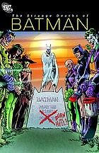 Batman : the strange deaths of Batman