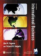 International business : firm and environment