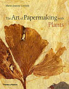 The art of papermaking with plants