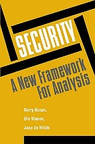Security : a new framework for analysis
