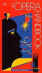 The opera handbook