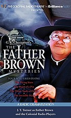 The Father Brown mysteries four mysteries in one