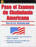 Pass the U.S. citizenship exam