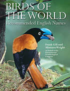 Birds of the world : recommended English names