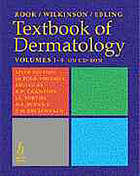 Rook/Wilkinson/Ebling textbook of dermatology on CD-ROM