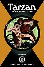 Tarzan : the Joe Kubert years. Volume 1