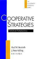 Cooperative strategies