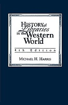 A history of libraries in the Western World