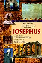 The new complete works of Josephus