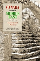 Canada and the Middle East in theory and practice