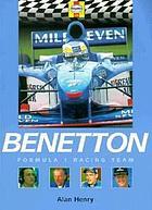 Benetton : Formula 1 racing team