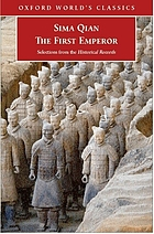 The first emperor selections from the Historical records