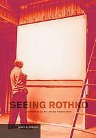 Seeing Rothko