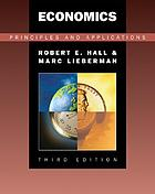 Economics : principles and applications