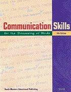 Communication skills for the processing of words : [text-workbook]