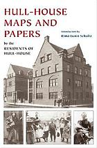 Hull-House maps and papers