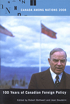 100 years of Canadian foreign policy