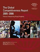 The global competitiveness reportThe global competitiveness report 2005-2006