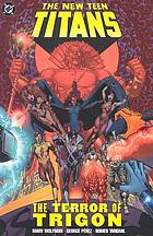 The new Teen Titans : the terror of Trigon