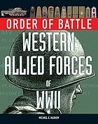 Western Allied Forces of WWII